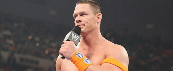 wwe raw john cena. On WWE RAW tonight on the USA
